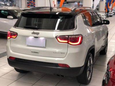 Veículo COMPASS 2017 2.0 16V FLEX LIMITED AUTOMÁTICO