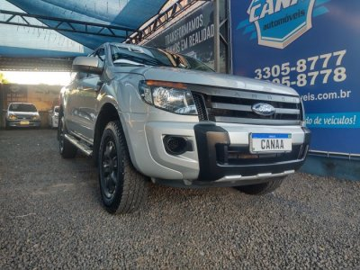Veículo RANGER 2013 2.5 XLS 4X2 CD 16V FLEX 4P MANUAL
