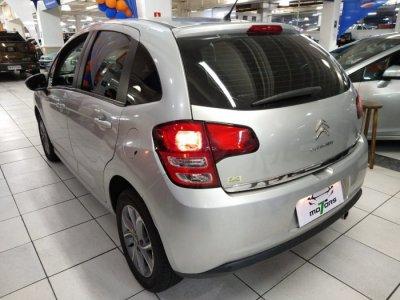 Veículo C3 2015 1.6 TENDANCE 16V FLEX 4P AUTOMÁTICO