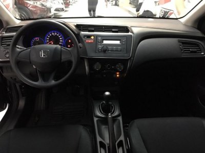 Veículo CITY 2017 1.5 DX 16V FLEX 4P MANUAL