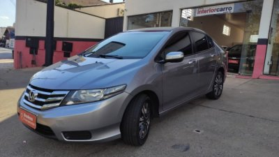 Veículo CITY 2013 1.5 EX 16V FLEX 4P AUTOMÁTICO