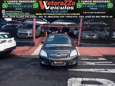 Veículo VECTRA SEDAN 2008 2.0 MPFI EXPRESSION 8V FLEX 4P MANUAL