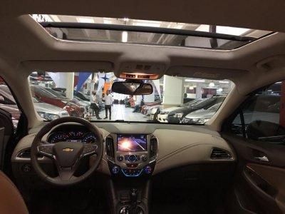 Veículo CRUZE HATCH 2018 1.4 TURBO SPORT6 LTZ 16V FLEX 4P AUTOMÁTICO