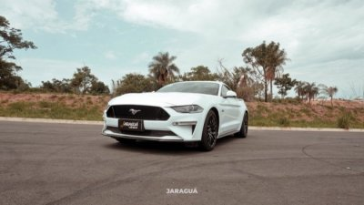 Veículo MUSTANG 2018 5.0 V8 TI-VCT GASOLINA GT PREMIUM SELECTSHIFT