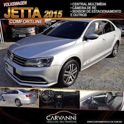 Veículo JETTA 2015 2.0 COMFORTLINE FLEX 4P TIPTRONIC