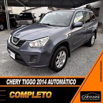 Veículo TIGGO 2014 2.0 16V GASOLINA 4P AUTOMÁTICO