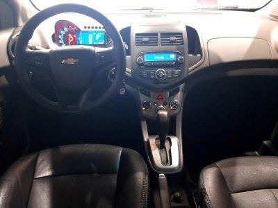 Veículo SONIC SEDAN 2013 1.6 LT SEDAN 16V FLEX 4P AUTOMÁTICO