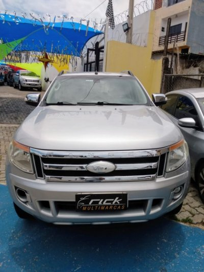 Veículo RANGER 2013 2.5 LIMITED 4X2 CD 16V FLEX 4P MANUAL