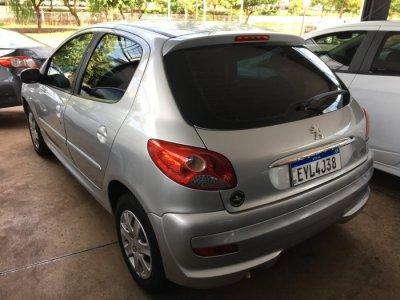 Veículo 207 2012 1.4 XR 8V FLEX 4P MANUAL