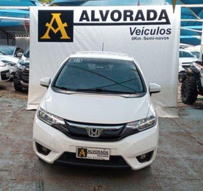 Veículo FIT 2016 1.5 EX 16V FLEX 4P AUTOMÁTICO