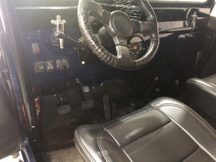 Veículo JEEP 1979 CJ-5
