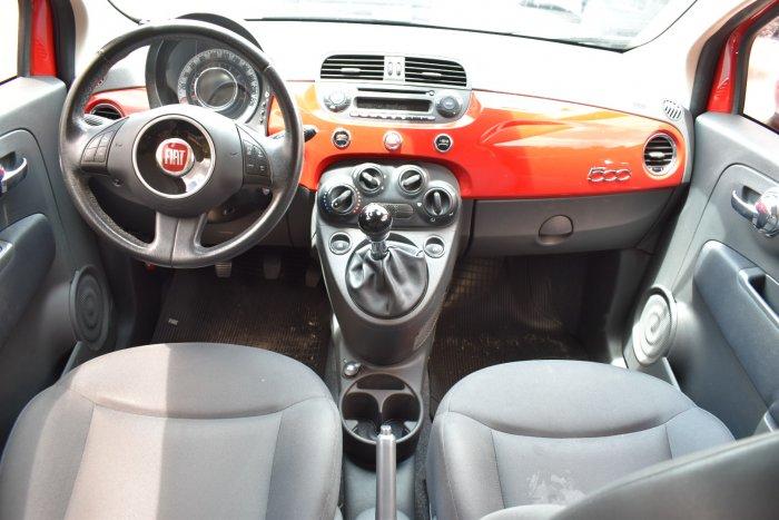 Veículo 500 2014 1.4 CULT 8V FLEX 2P MANUAL