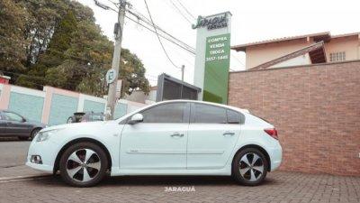 Veículo CRUZE HATCH 2012 1.8 LTZ SPORT6 16V FLEX 4P AUTOMÁTICO