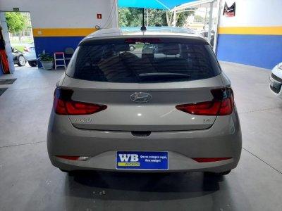 Veículo HB20 2020 1.6 16V FLEX VISION AUTOMÁTICO