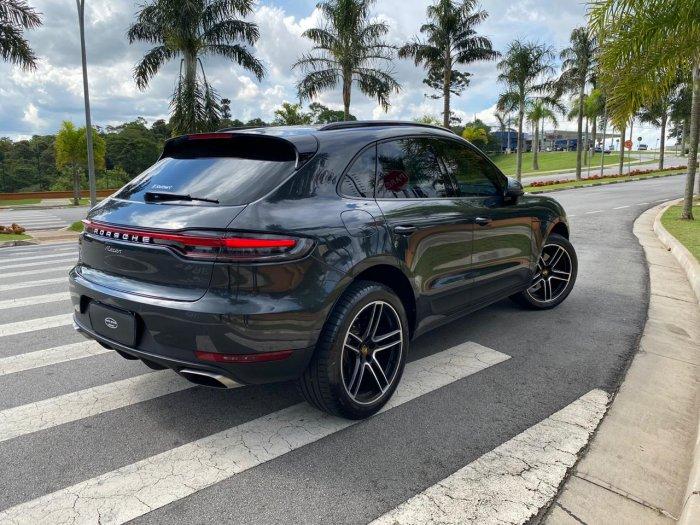 Veículo MACAN 2019 2.0 16V GASOLINA 4P AUTOMÁTICO
