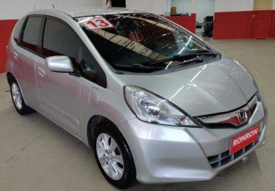 Veículo FIT 2013 1.4 LX 16V FLEX 4P AUTOMÁTICO