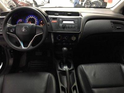Veículo CITY 2016 1.5 LX 16V FLEX 4P AUTOMÁTICO