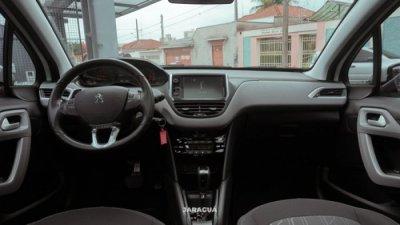 Veículo 208 2017 1.6 ALLURE 16V FLEX 4P AUTOMÁTICO