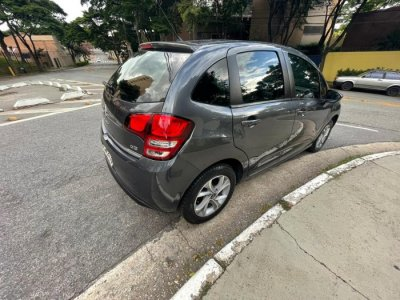 Veículo C3 2014 1.5 TENDANCE 8V FLEX 4P MANUAL
