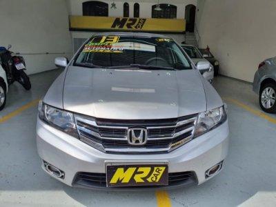 Veículo CITY 2013 1.5 LX 16V FLEX 4P AUTOMÁTICO