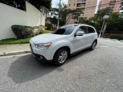 Veículo ASX 2012 2.0 4X4 AWD 16V GASOLINA 4P AUTOMÁTICO