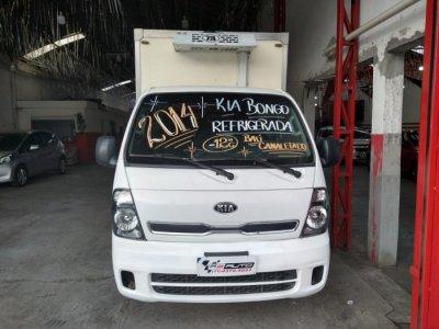 Veículo BONGO 2014 2.5 K-2500 4X2 CS TURBO DIESEL 2P MANUAL