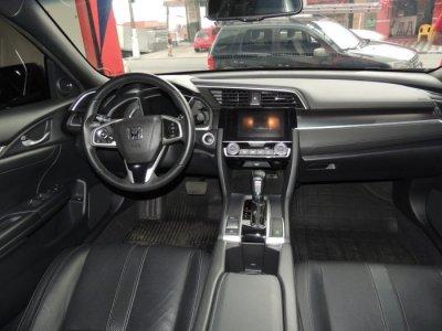 Veículo CIVIC 2017 1.5 16V TURBO GASOLINA TOURING 4P CVT