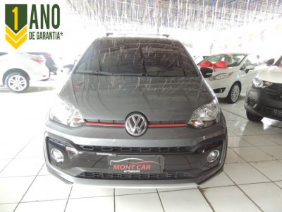 Veículo UP 2020 1.0 170 TSI TOTAL FLEX XTREME 4P MANUAL