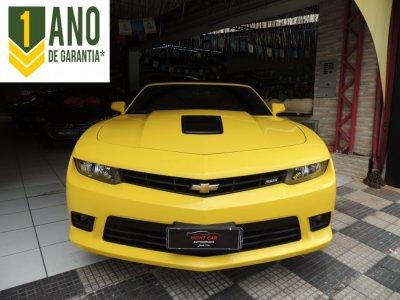 Veículo CAMARO 2015 6.2 SS CONVERSÍVEL V8 GASOLINA 2P AUTOMÁTICO