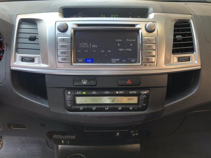Veículo HILUX 2015 3.0 SRV LIMITED EDITION 4X4 CD 16V TURBO INTERCOOLER DIESEL 4P AUTOMÁTICO
