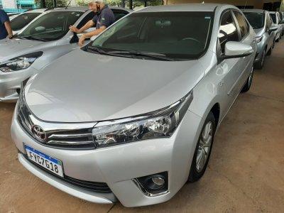 Veículo COROLLA 2016 1.8 GLI UPPER 16V FLEX 4P AUTOMÁTICO