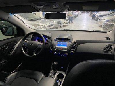 Veículo IX35 2017 2.0 MPFI 16V FLEX 4P AUTOMÁTICO