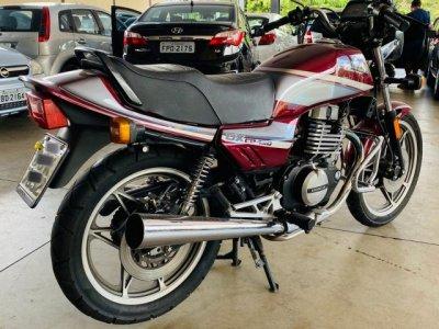Veículo CB 450 DX 1990 Street