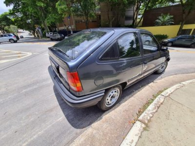 Veículo KADETT 1993 1.8 EFI SL 8V GASOLINA 2P MANUAL