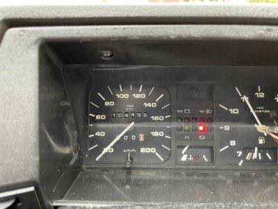 Veículo GOL 1989 1.8 GL 8V GASOLINA 2P MANUAL
