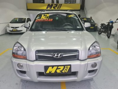Veículo TUCSON 2012 2.0 MPFI GL 16V 142CV 2WD GASOLINA 4P MANUAL