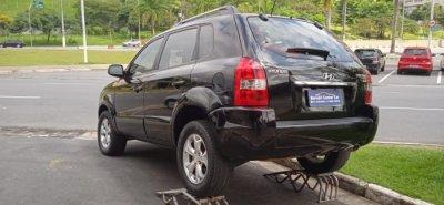 Veículo TUCSON 2014 2.0 MPFI GLS 16V 143CV 2WD FLEX 4P AUTOMÁTICO