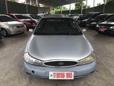 Veículo MONDEO 1997 2.0 CLX SW 16V GASOLINA 4P MANUAL