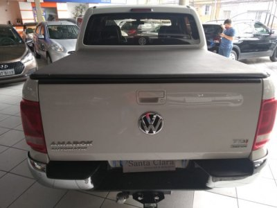 Veículo AMAROK 2015 2.0 HIGHLINE 4X4 CD 16V TURBO INTERCOOLER DIESEL 4P AUTOMÁTICO
