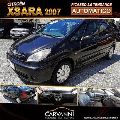 Veículo XSARA PICASSO 2007 2.0 EXCLUSIVE 16V GASOLINA 4P AUTOMÁTICO