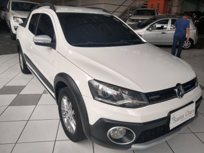 Veículo SAVEIRO 2015 1.6 CROSS CD 16V FLEX 2P MANUAL
