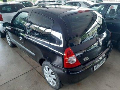 Veículo CLIO HATCH 2010 1.0 CAMPUS 16V FLEX 2P MANUAL