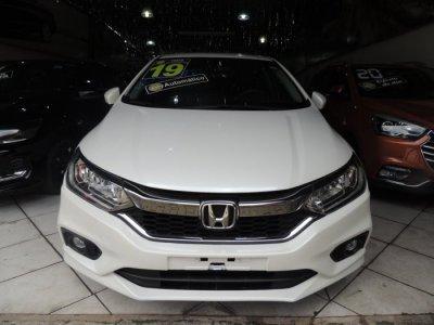Veículo CITY 2019 1.5 LX 16V FLEX 4P AUTOMÁTICO