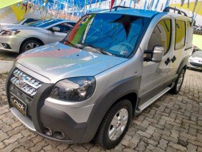 Veículo DOBLÒ 2013 1.8 MPI ADVENTURE XINGU 16V FLEX 4P MANUAL