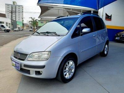 Veículo IDEA 2010 1.4 MPI ELX 8V FLEX 4P MANUAL