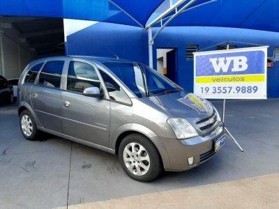 Veículo MERIVA 2011 1.8 MPFI PREMIUM 8V FLEX 4P AUTOMATIZADO