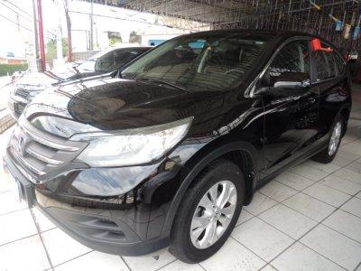Veículo CRV 2012 2.0 LX 4X2 16V GASOLINA 4P AUTOMÁTICO