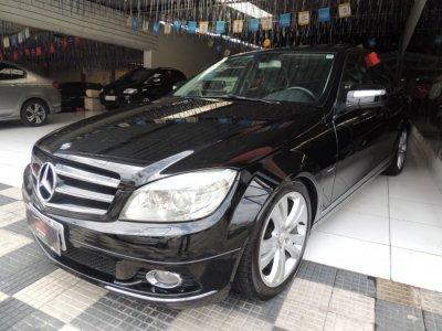 Veículo C 280 2008 3.0 AVANTGARDE V6 GASOLINA 4P AUTOMÁTICO