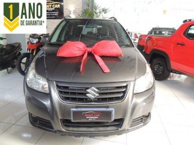 Veículo SX4 2013 2.0 4X4 16V GASOLINA 4P AUTOMÁTICO