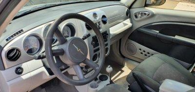 Veículo PT CRUISER 2007 2.4 CLASSIC 16V GASOLINA 4P AUTOMÁTICO